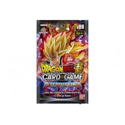 Booster Dragon Ball Super Card Game - Destroyer Kings B06