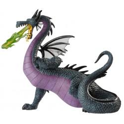 Figurine Disney Showcase Haute Couture Maléfique en Dragon
