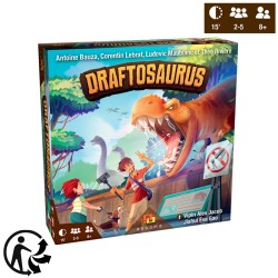 Jeux de société - Draftosaurus