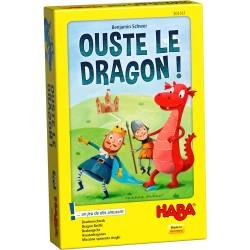 Jeux de société - Ouste le dragon !