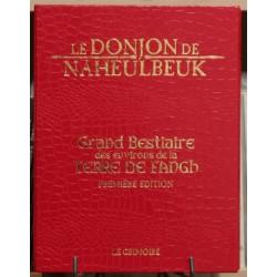 Donjon de Naheulbeuk - Grand Bestiaire des environs de la Terre de Fangh : version Luxe 1ère édition
