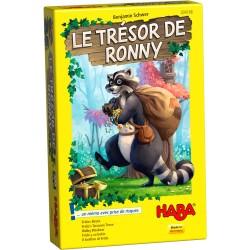 Jeux de société - Le trésor de Ronny