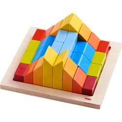 Jeux de société - Jeu d'assemblage en 3D Creative Stones