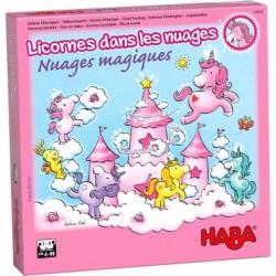 Jeux de société - Licornes dans les Nuages : Nuages Magiques