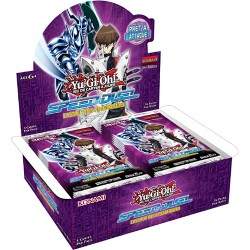 Booster Yu-Gi-Oh! Speed Duel : L'Attaque Aquatique boite complète