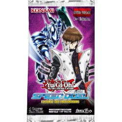 Booster Yu-Gi-Oh! Speed Duel : L'Attaque Aquatique
