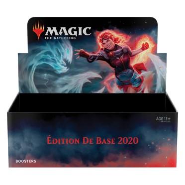 Booster Magic Edition de Base - Core Set 2020 MTG boite complète
