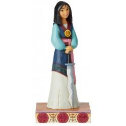 Figurine Disney Tradition Princesse Mulan