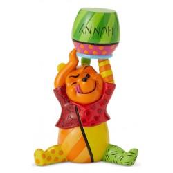 Figurine Disney Britto mini Winnie l'Ourson - Winnie The Pooh
