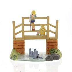 Figurine Disney Enchanting Classic Winnie l'Ourson - Classic Pooh Figurine