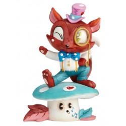 Figurine Mr Fox collection Miss Mindy