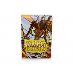 Protège-cartes Dragon Shield - 60 Japanese Sleeves Classic Orange