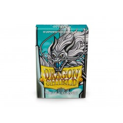 Protège-cartes Dragon Shield - 60 Japanese Sleeves Classic White