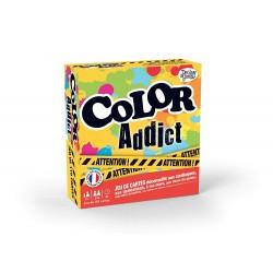 Jeux de société - Color Addict