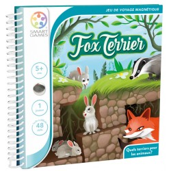 Fox Terrier - Jeu de Voyage