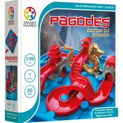 Pagodes édition Dragon