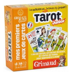 Mes premiers jeux de cartes - Tarot Junior