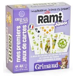 Mes premiers jeux de cartes - Rami Junior
