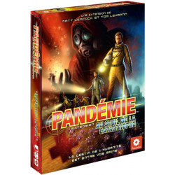 Jeux de société - Pandemic Extension : Au seuil de la Catastrophe