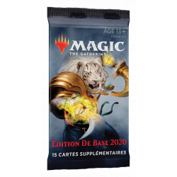 Précommande : Booster Magic Edition de Base - Core Set 2020 MTG 12/07/19