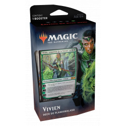 Magic Deck Edition de Base - Core Set 2020 - Vert