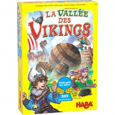 Jeux de société - La Vallée des Vikings