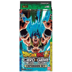 Expansion Set Dragon Ball Super Boosters Card Game GE03