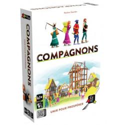 Jeux de société - Compagnons