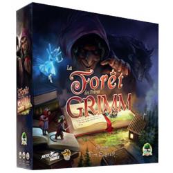 Jeux de société - La Forêt des Frères Grimm