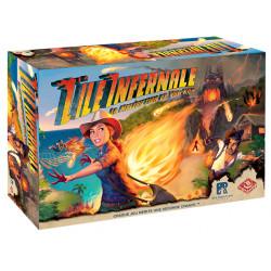 Précommande Jeux de société - L'île Infernale : La Malédiction de Vul-Kar