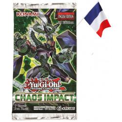 Booster Yu-Gi-Oh! Impact du Chaos