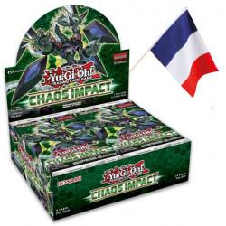 Booster Yu-Gi-Oh! Impact du Chaos boite complète