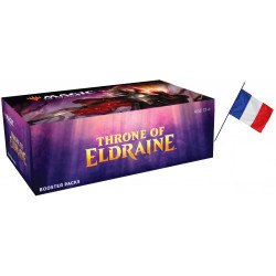 Booster Magic Le Trône d'Eldraine