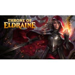 Booster Magic Thrône of Eldraine - Theme Booster : Bleu