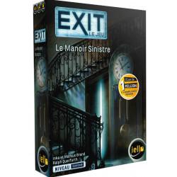 Jeux de société - Exit : Le Manoir Sinistre