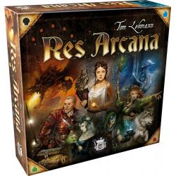 Jeux de société - Res Arcana