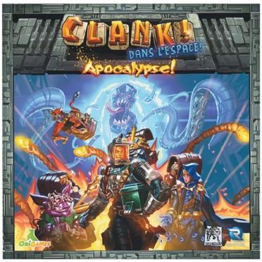 Jeux de société - Clank! - Dans l'Espace ! - Apocalypse !