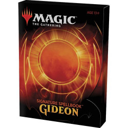 Magic coffret Signature Spellbook : Gideon