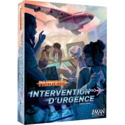 Jeux de société - Pandemic : Intervention d'Urgence