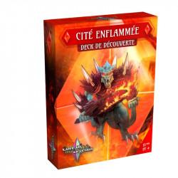 Core of Legends - Decks de Découvertes - Feu : Cité Enflammée