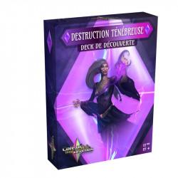 Core of Legends - Decks de Découvertes - Ombre : Destruction Ténébreuse