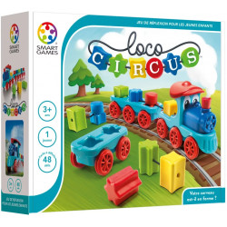 Jeu Smart Games - Loco Circus