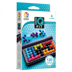 Jeu Smart Games - IQ Fit