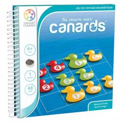 Jeu Smart Games - La Mare aux Canards - Jeu de Voyage