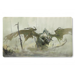 Tapis de jeu playmat Dragon Shield illustré - Dashat
