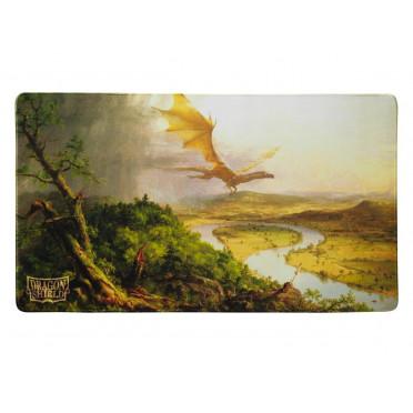 Tapis de jeu playmat Dragon Shield illustré - The Oxbow