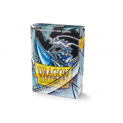 Protège-cartes Dragon Shield - 60 Japanese Sleeves Matte Clear - Kakush