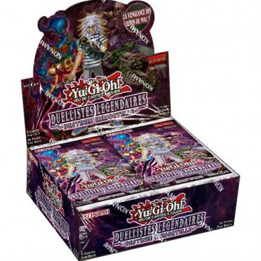 Précommande Booster Yu-Gi-Oh! Duellistes Légendaires : Destinée Immortelle boite complète 26/09/19