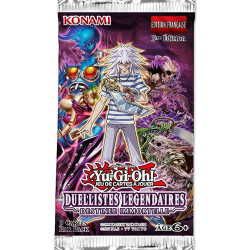 Booster Yu-Gi-Oh! Duellistes Légendaires : Destinée Immortelle