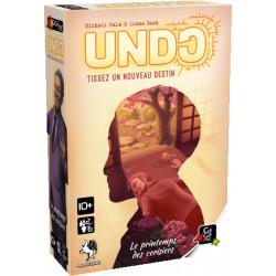 Jeux de société - Undo : Le Printemps Des Cerisiers